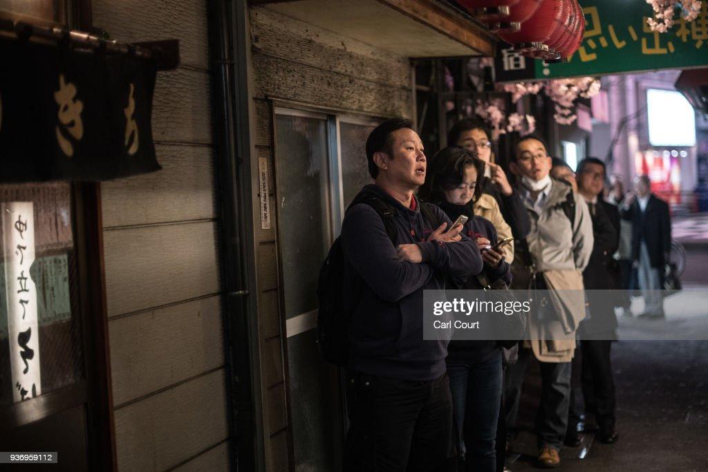 Tokyo's Yakitori Alley