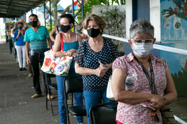 CRI: Vaccination Campaign Against COVID-19 Continues In Costa Rica