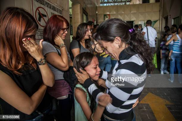 People queue to withdraw money from an ATM in Caracas Venezuela on 17 November 2017 With high inflation low wages lack of food and medicine and cash...