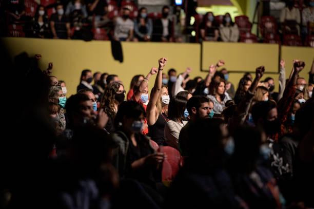 PRT: Dino Santiago Concert In Lisbon