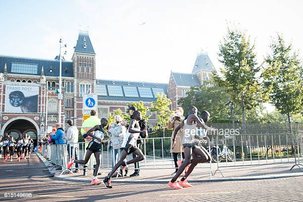 45000 people ran this sunny morning in Amsterdam on October 16 2016 during the The 41st edition of the TCS Amsterdam Marathon Alongside the track...