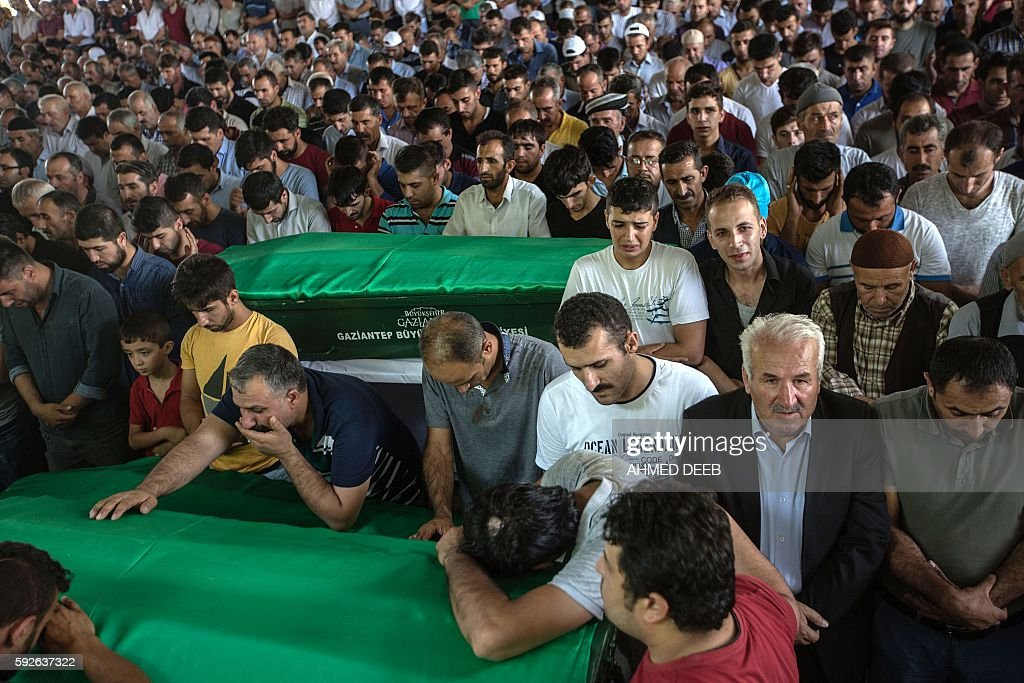 TURKEY-ATTACKS : News Photo