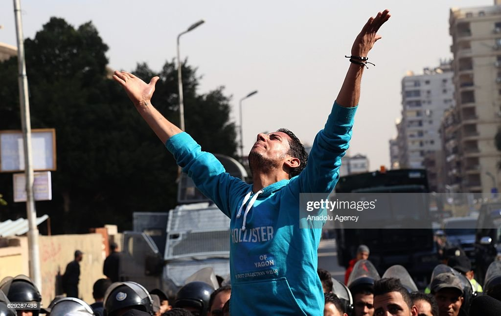 Blast in Egypt : Nachrichtenfoto