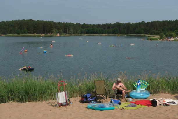 DEU: Weekend Heat Wave Over Germany