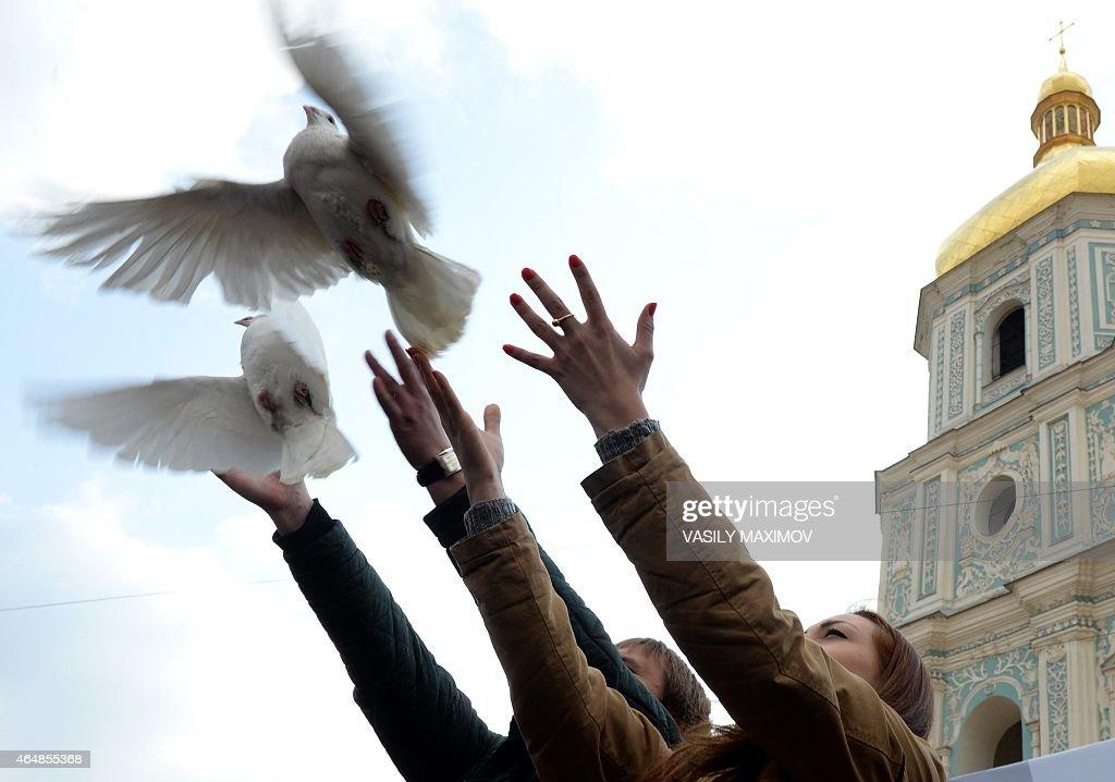 UKRAINE-RUSSIA-CRISIS : News Photo