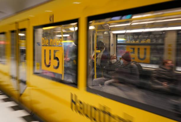 DEU: U5 Subway Extension Completed, Begins Service