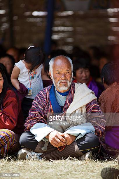 people seated while participating in teachings - merten snijders ストックフォトと画像