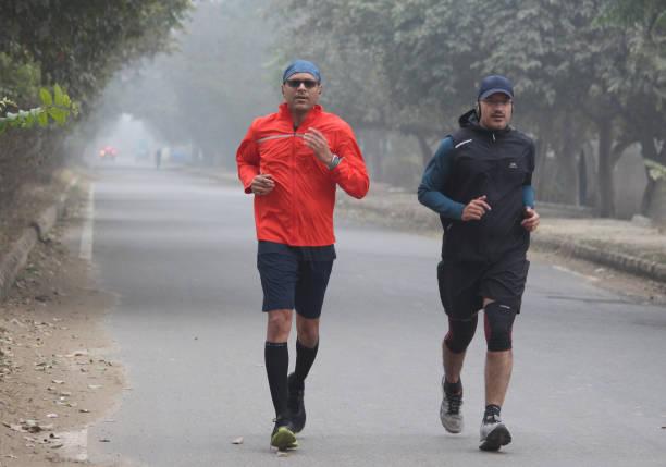 IND: Cold Wave Conditions, Dense Fog Continue In Delhi-NCR