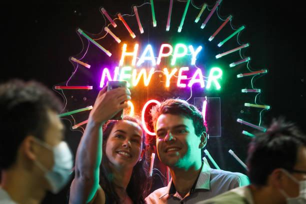 AUS: Australians Celebrate New Year's Eve 2020