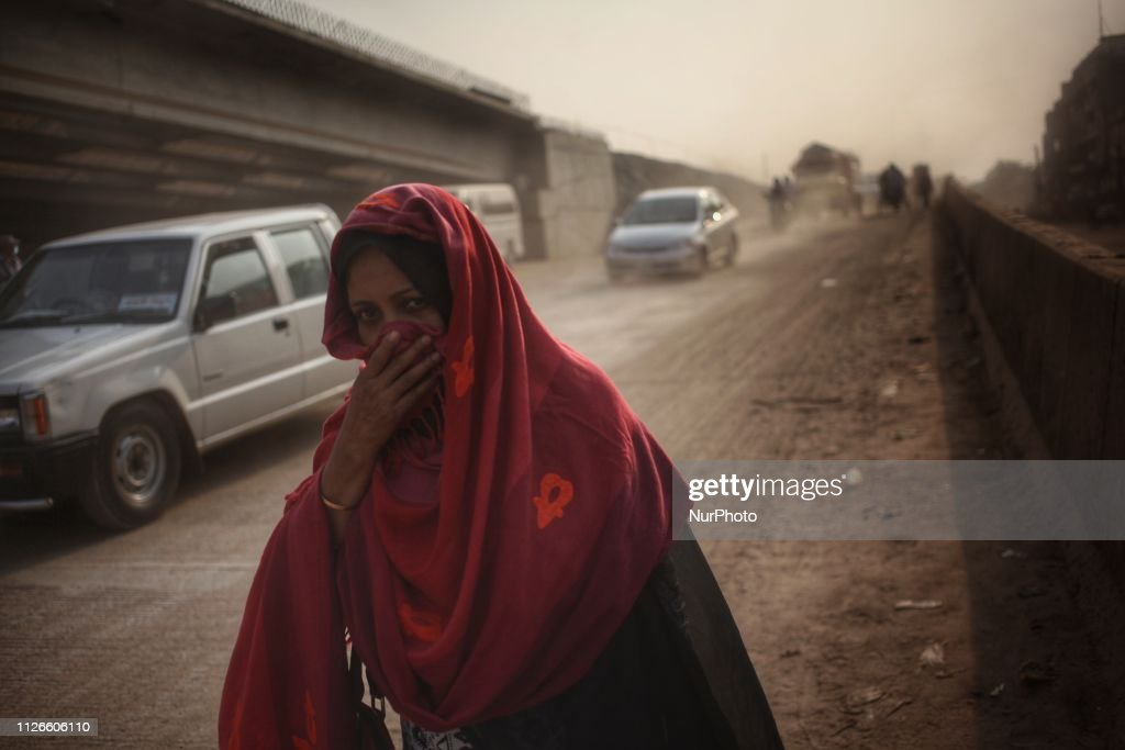BGD: Air Pollution In Dhaka