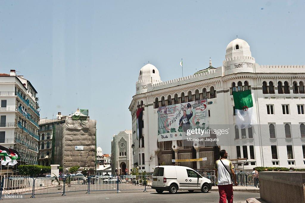 Daily life and Economy in Algeria : News Photo