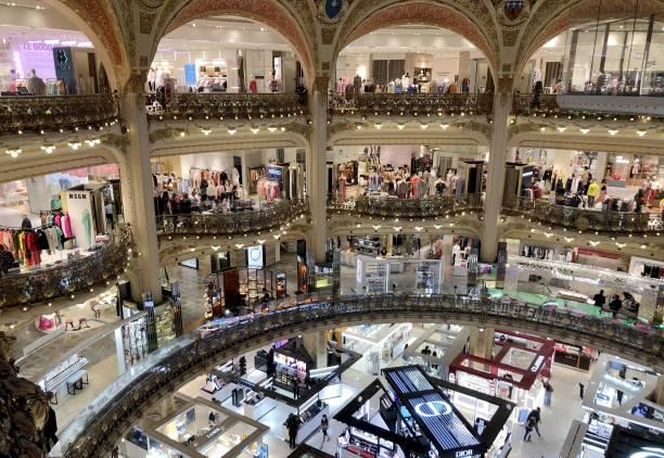 FRA: Daily Life In Paris Amid The Coronavirus Outbreak