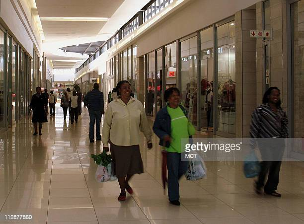 People shot at the Maponya Mall in Soweto South Africa The massive mall opened in 2007 is a symbol of a renaissance in the former black township...