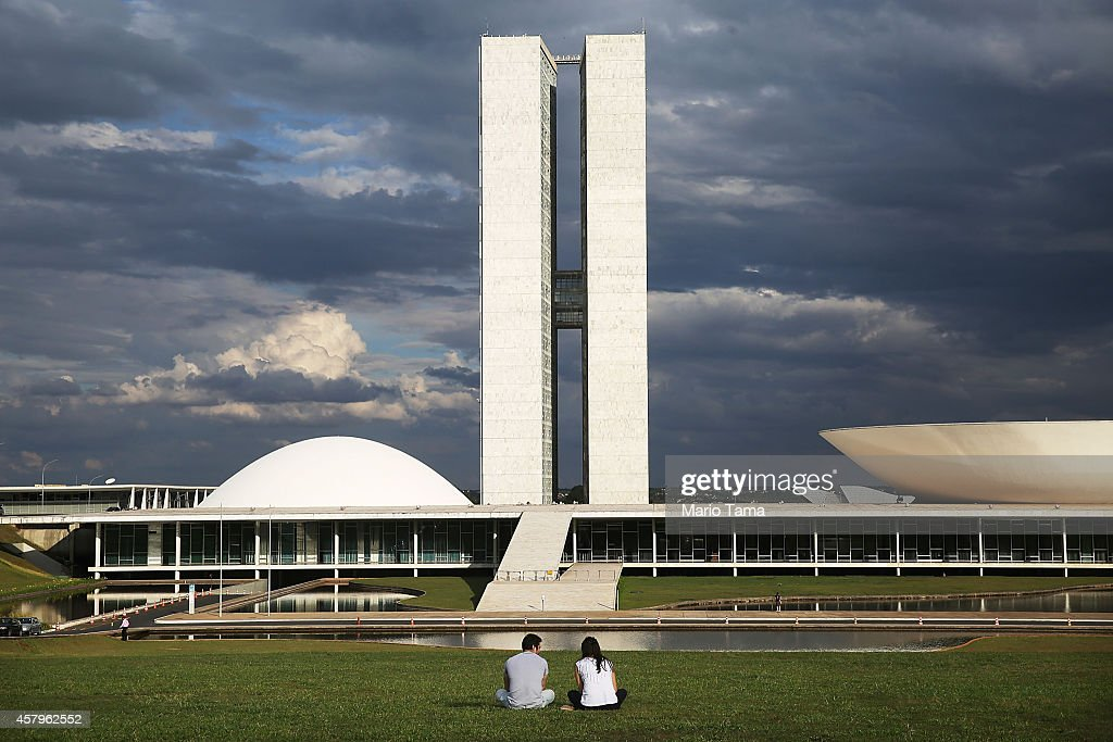 Brasilia: Brazil's Unique Capital City : News Photo