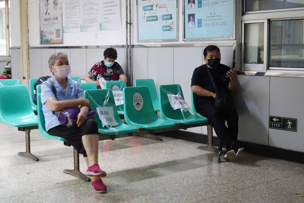 CHN: Daily Life In Beijing Amid The Coronavirus Outbreak