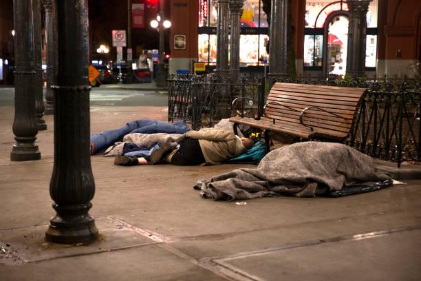 WA: Seattle's Homeless Struggle During Coronavirus Pandemic