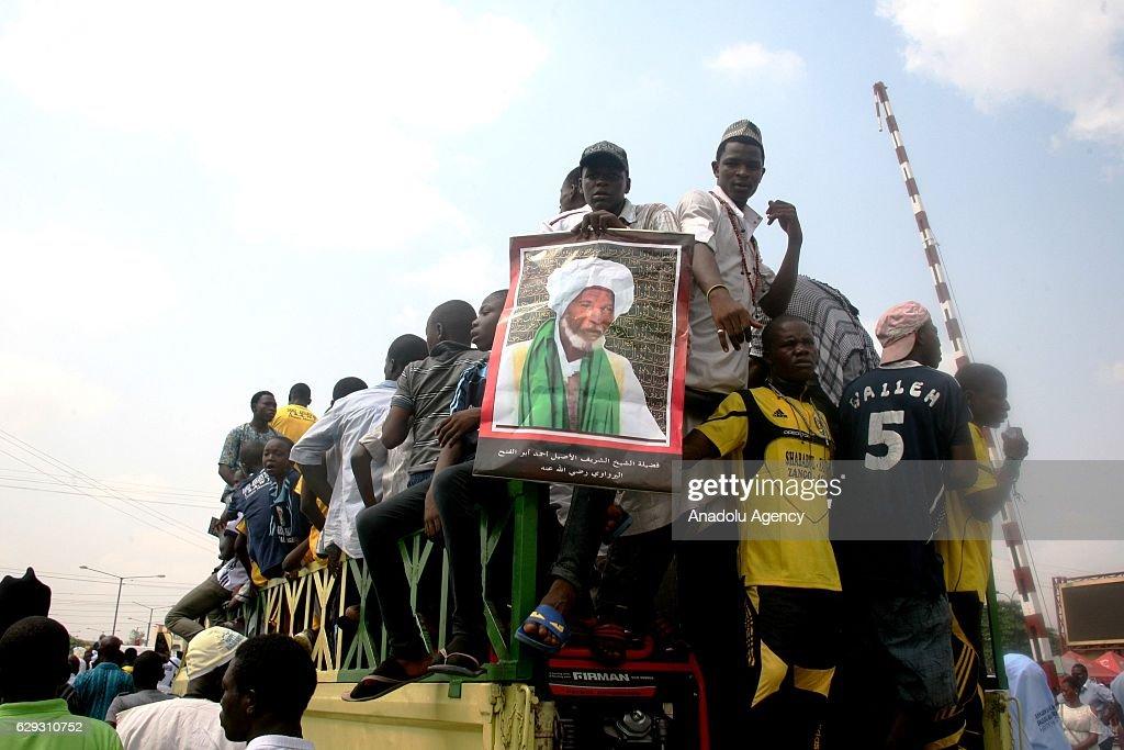 Mawlid celebrations in Nigeria : Nachrichtenfoto