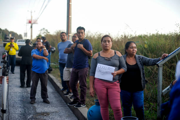 SLV: Protest For Lack Of Drinking Water In El Salvador