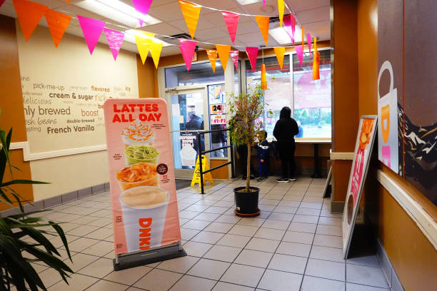 NY: Dunkin' Brands Considers Deal To Go Private And Sell To Private Equity Company