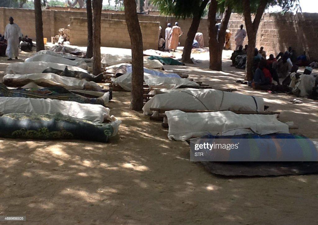NIGERIA-UNREST : Fotografía de noticias