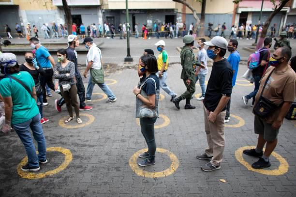 VEN: Coronavirus Pandemic in Venezuela