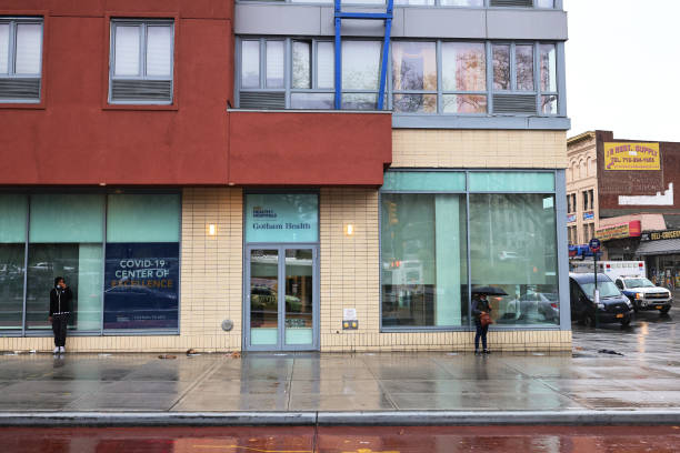 NY: Health Center Opens For Recovering COVID-19 Patients In The Bronx