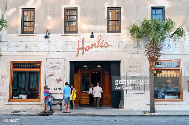 Hank's Seafood Restaurant in Charleston SC