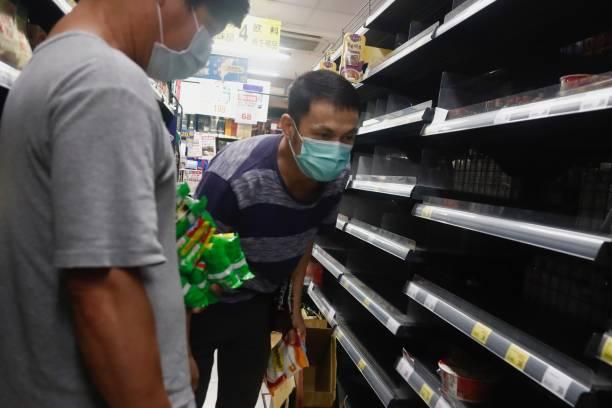TWN: Virus Outbreak Taiwan