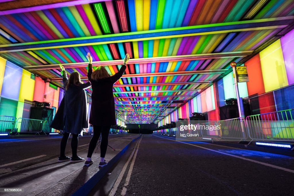 Culture Mile Presents Tunnel Visions: Array As Part Of Barbican OpenFest
