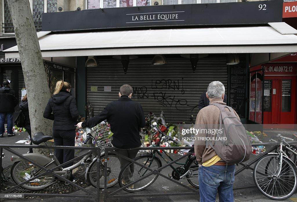 FRANCE--ATTACKS : ニュース写真