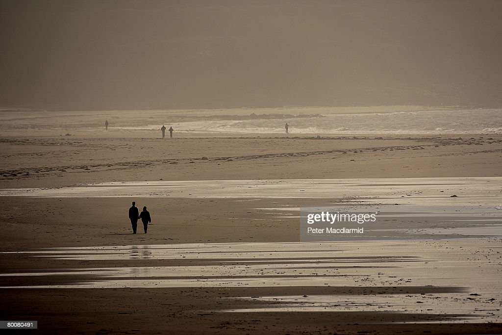 Daily Life On Jersey : News Photo