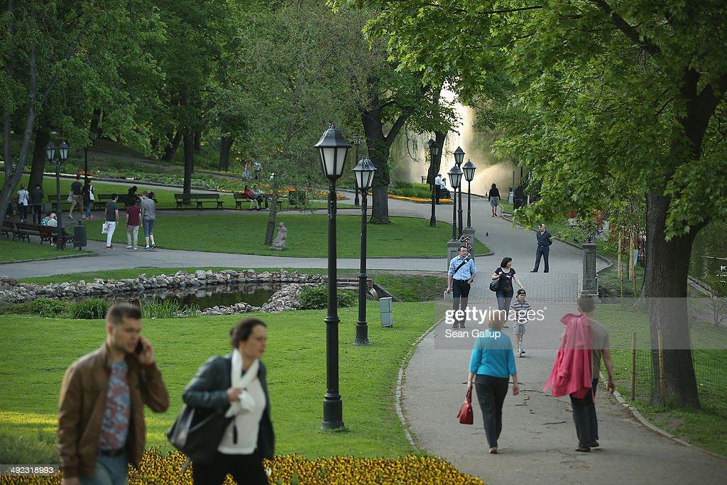 Travel Destination: Riga : News Photo