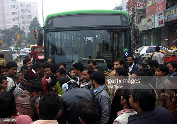 Dtc Bus Pictures and Photos - Getty Images