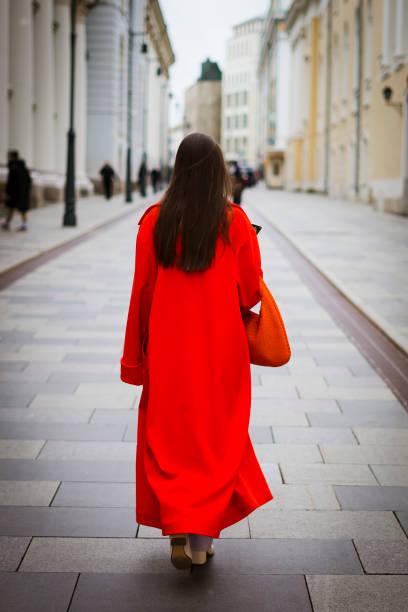 RUS: Street Style Mercedes Benz - Fashion Week Russia Spring/Summer 2021