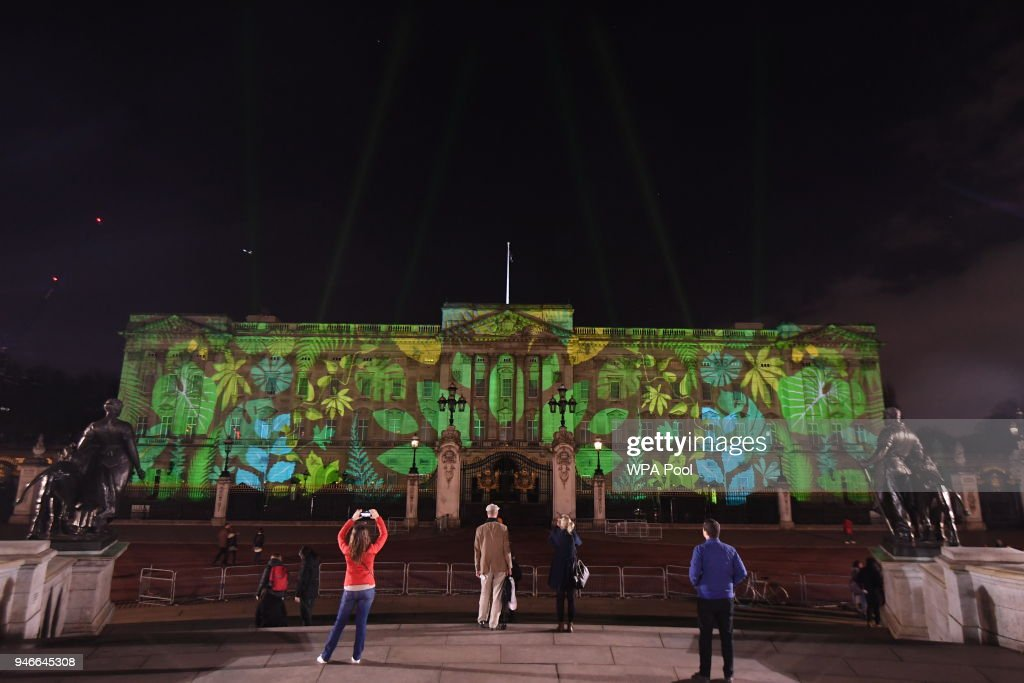 The Queen's Commonwealth Canopy Projection