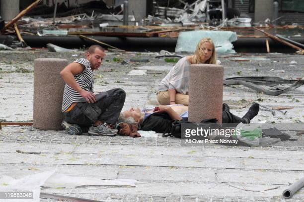 449点の2011年ノルウェー連続テロ事件のストックフォト - Getty Images