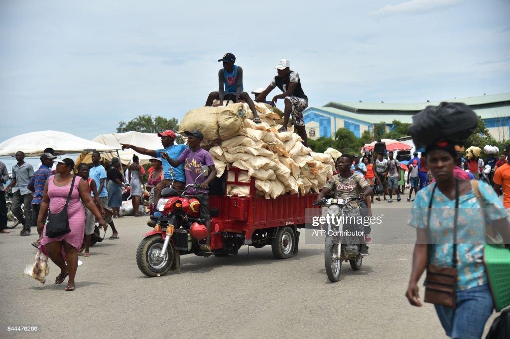 Résultat de l'image pour Marché binational Haïti République Dominicaine