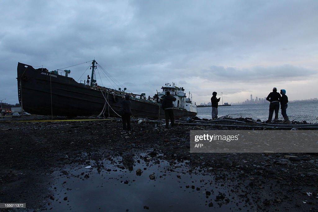 Hurricane Sandy New York Flooding - Sandy Archives