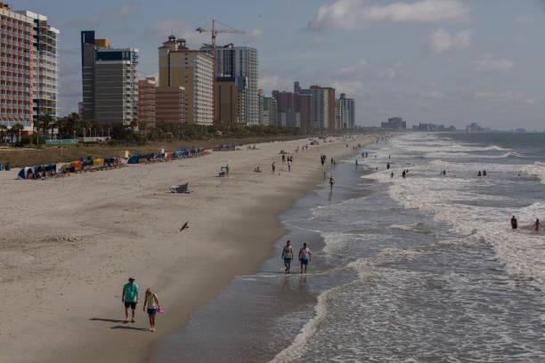SC: Spring Breakers As South Carolina Ranks Second For Riskiest Travel