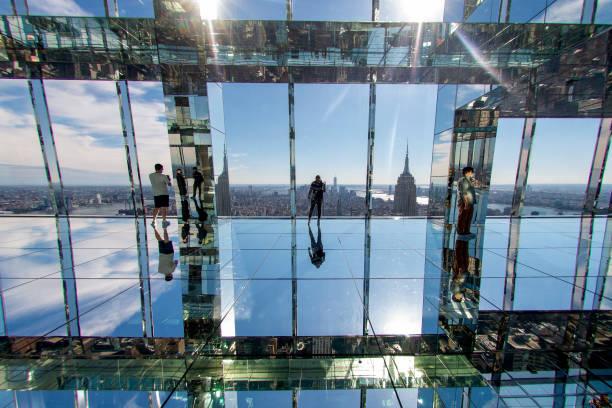 "NY: ""The Summit"" Observation Deck Opens At One Vanderbilt"