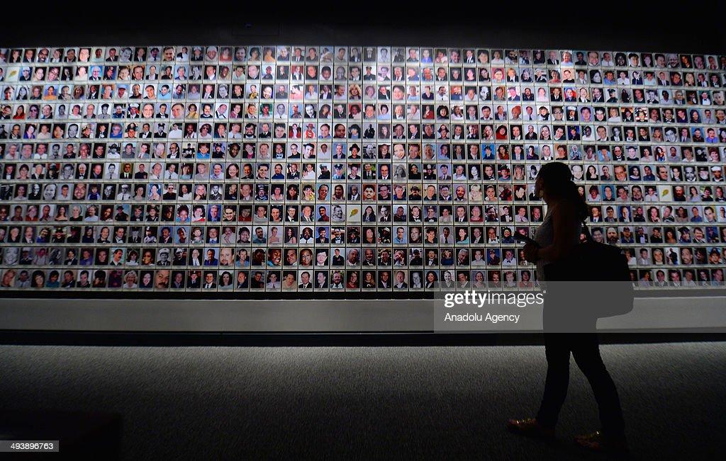 National 9/11 Memorial Museum : News Photo