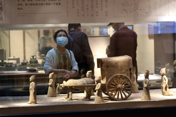 CHN: International Museum Day Marked In China