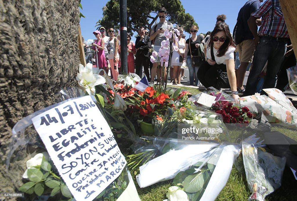 Bastille Day Truck Attack Kills 84 In Nice : ニュース写真