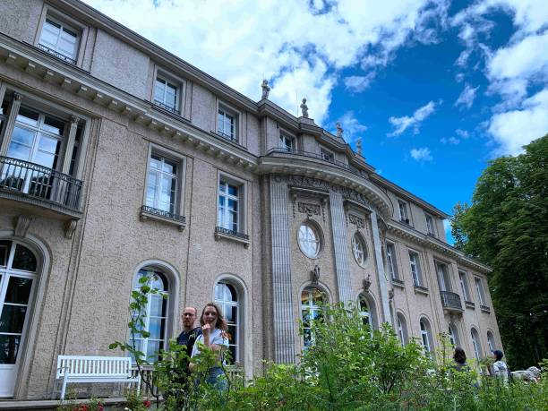 DEU: Wannsee Conference Villa Reopens In Berlin