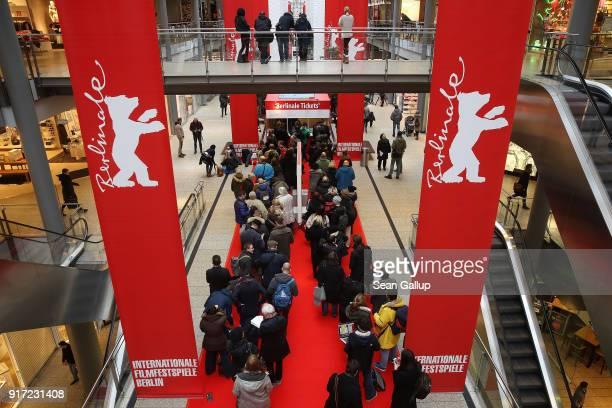 50 Berlin Prepares For 68th Berlinale International Film