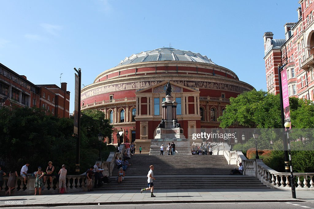 First Night Of The Proms 2014 - Royal Albert Hall In london : News Photo