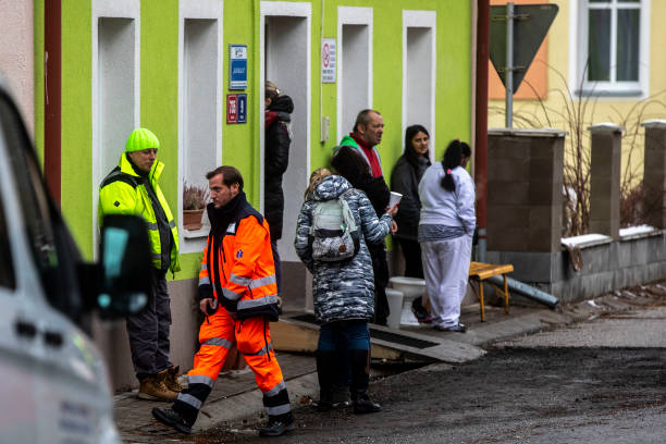 CZE: Fire Kills Eight At Disabled People's Home
