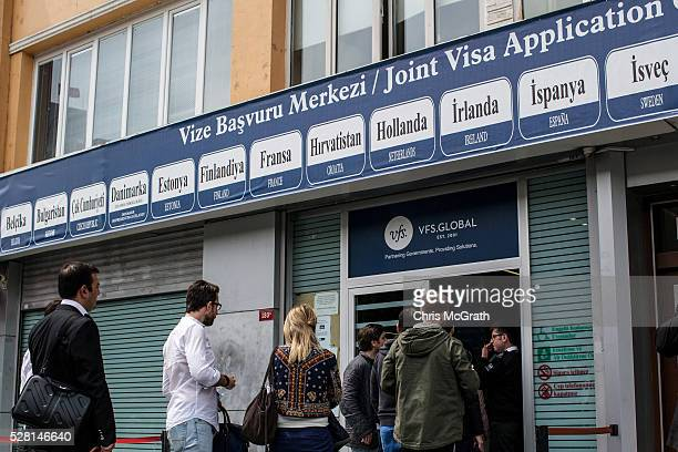 27 Joint Visa Application Center Pictures, Photos & Images