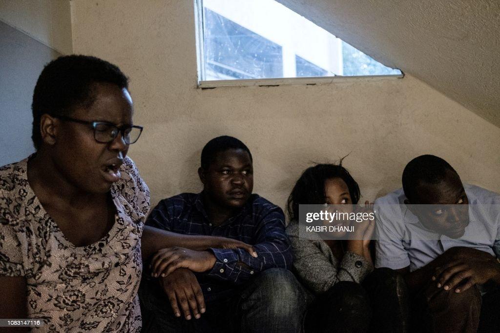 KENYA-UNREST : News Photo