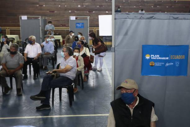 ECU: Coronavirus Vaccination Campaign For Senior Citizens Continues In Puyo